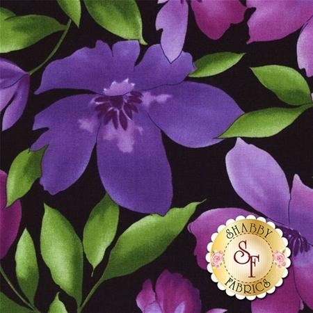 Catalina Ultra Violet 8400-JV by Marti Michell for Maywood Studio Fabrics