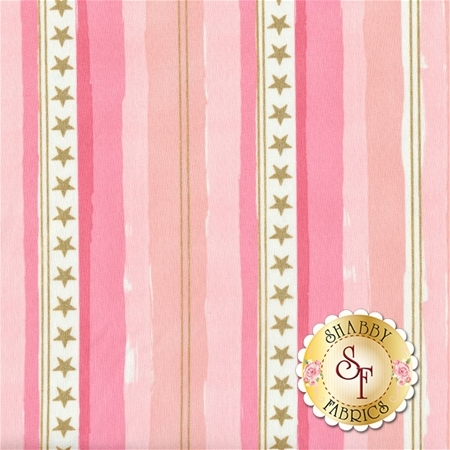 Magic MD7195-PINK-D Pink by Sarah Jane for Michael Miller Fabrics