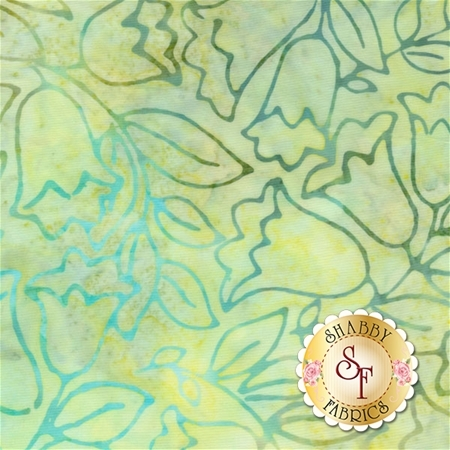 Malam Batiks IV 2980-1 by Jinny Beyer for RJR Fabrics