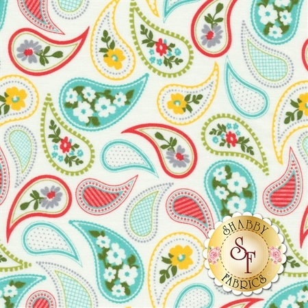 Mama's Cottage 24052-24 by Moda Fabrics