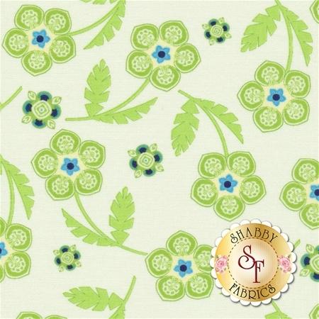Manderley 47501-11 Cream by Franny and Jane for Moda Fabrics