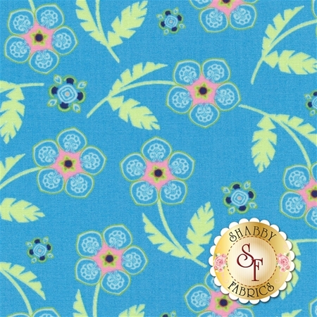 Manderley 47501-23 Bright Sky by Franny and Jane for Moda Fabrics