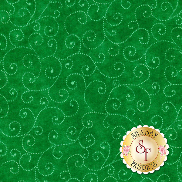 Marble Swirls 9908-11 Real Green by Moda Fabrics