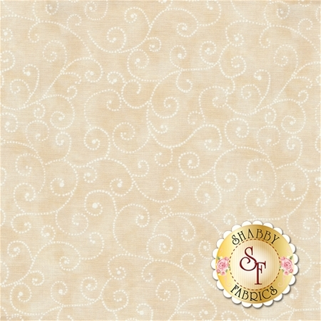 Marble Swirls 9908-21 Off White By Moda Fabrics