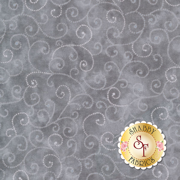 Marble Swirls 9908-82 Grey By Moda Fabrics