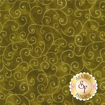 Marble Swirls 9908-92 Avocado by Moda Fabrics