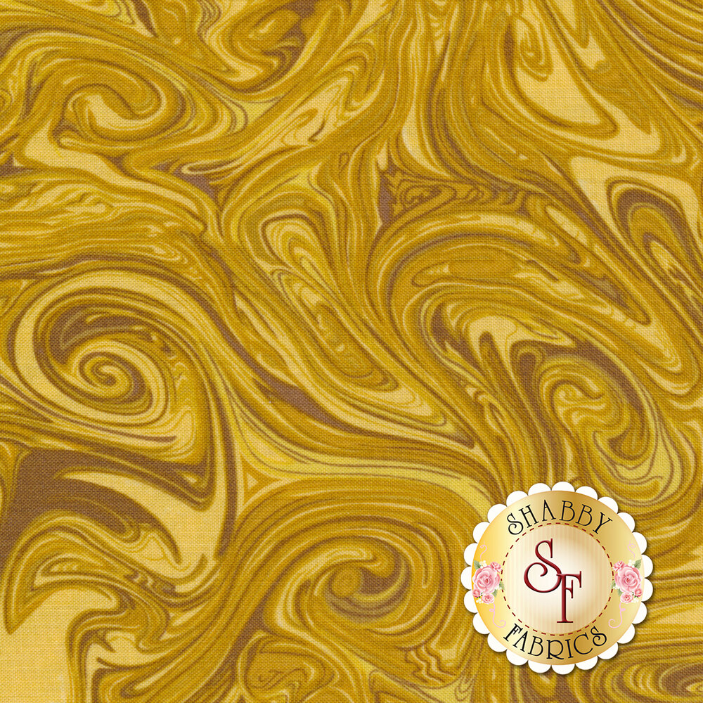 Marble CX1087-GOLD-D Gold by Michael Miller Fabrics
