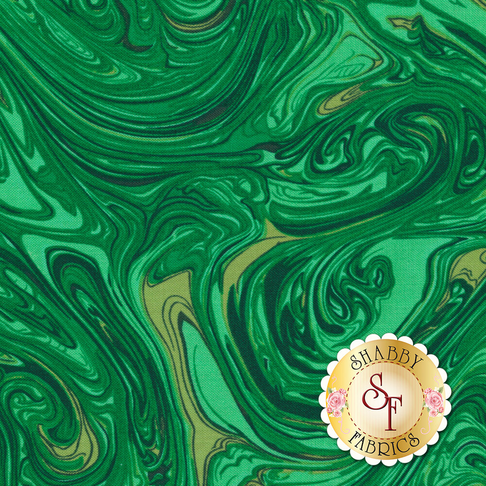 Marble CX1087-JADE-D Jade by Michael Miller Fabrics