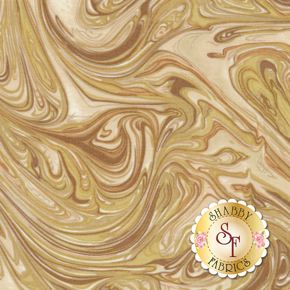 Marble CX1087-SAND-D Sand by Michael Miller Fabrics
