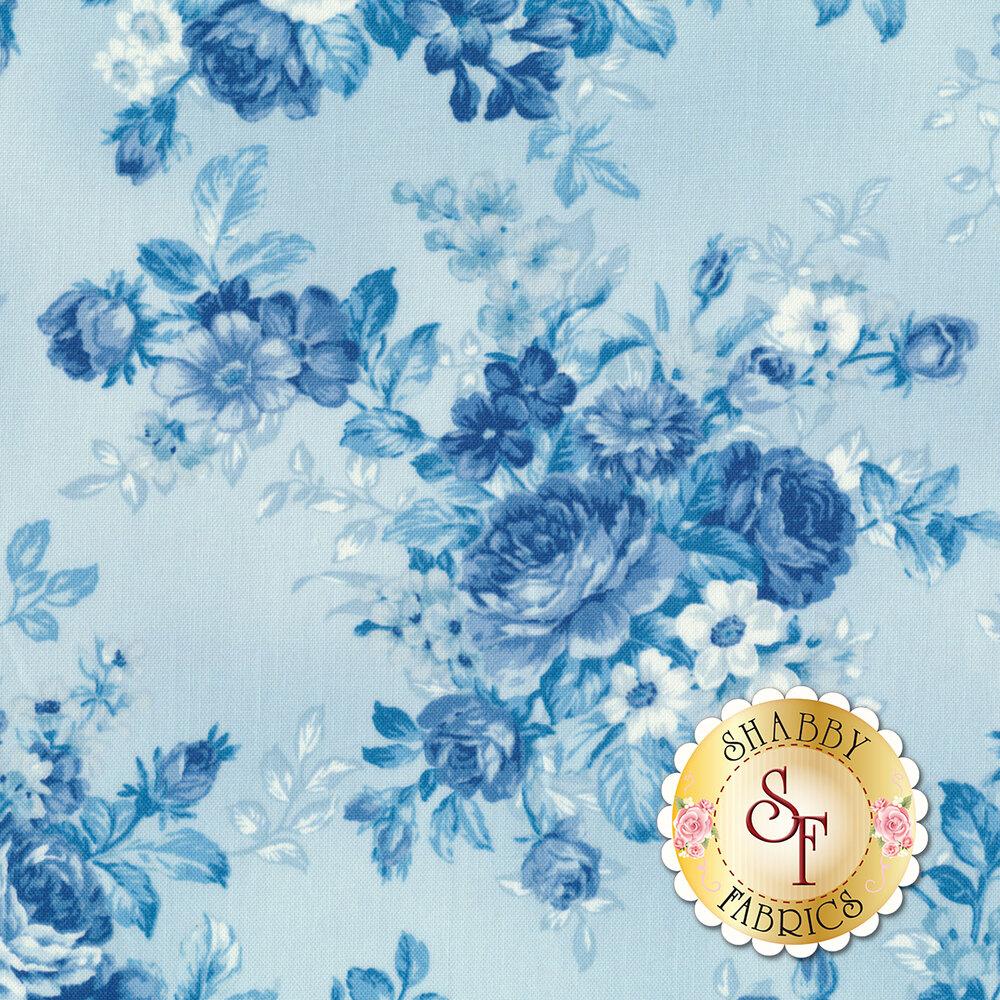 Mayfield 16961-289 Light Blue by Robert Kaufman Fabrics