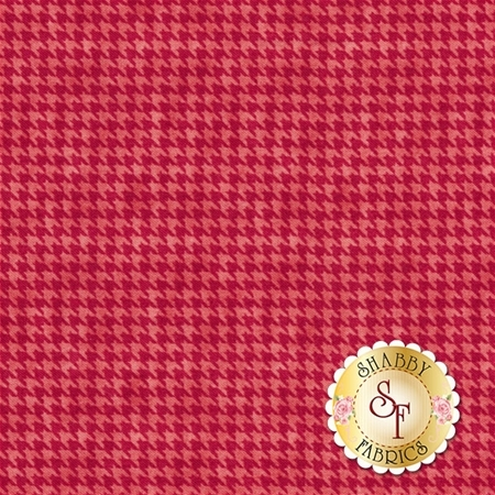 Houndstooth Basics 8624-22 by Leanne Anderson for Henry Glass Fabrics- REM