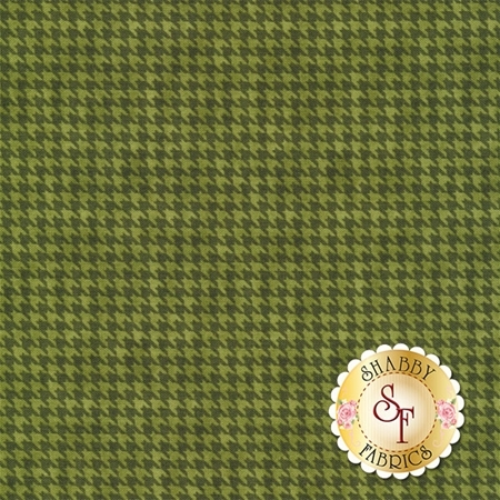 Houndstooth Basics 8624-66 by Leanne Anderson for Henry Glass Fabrics