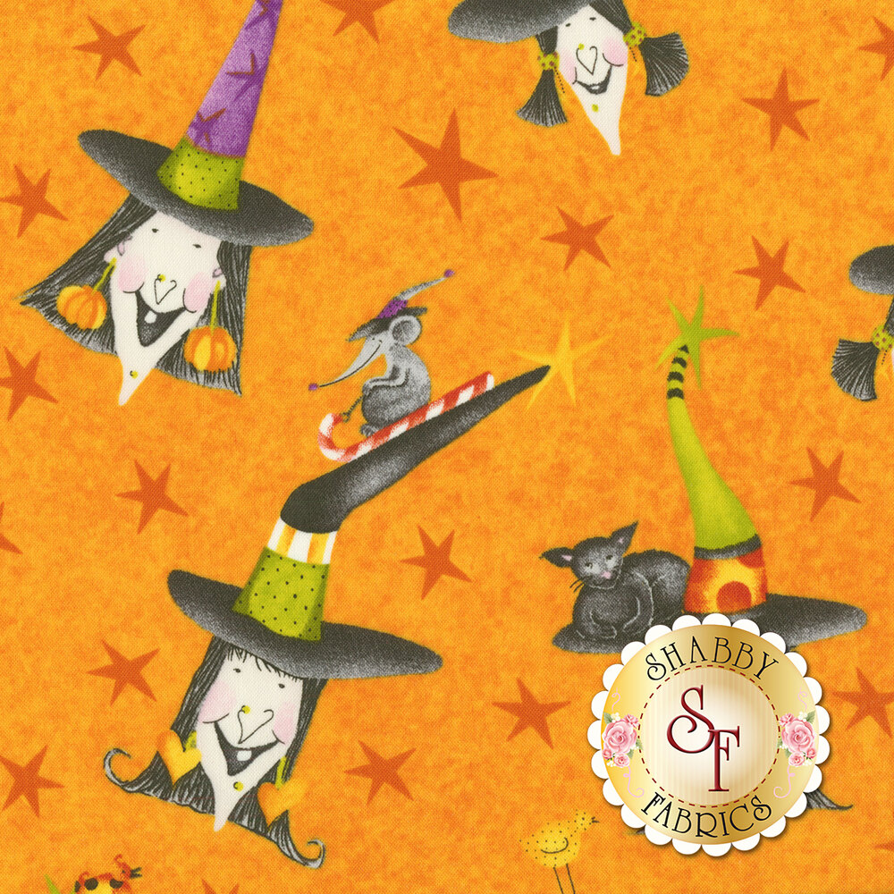 Me And My Ghoul Friends 4234-33 by Studio E Fabrics