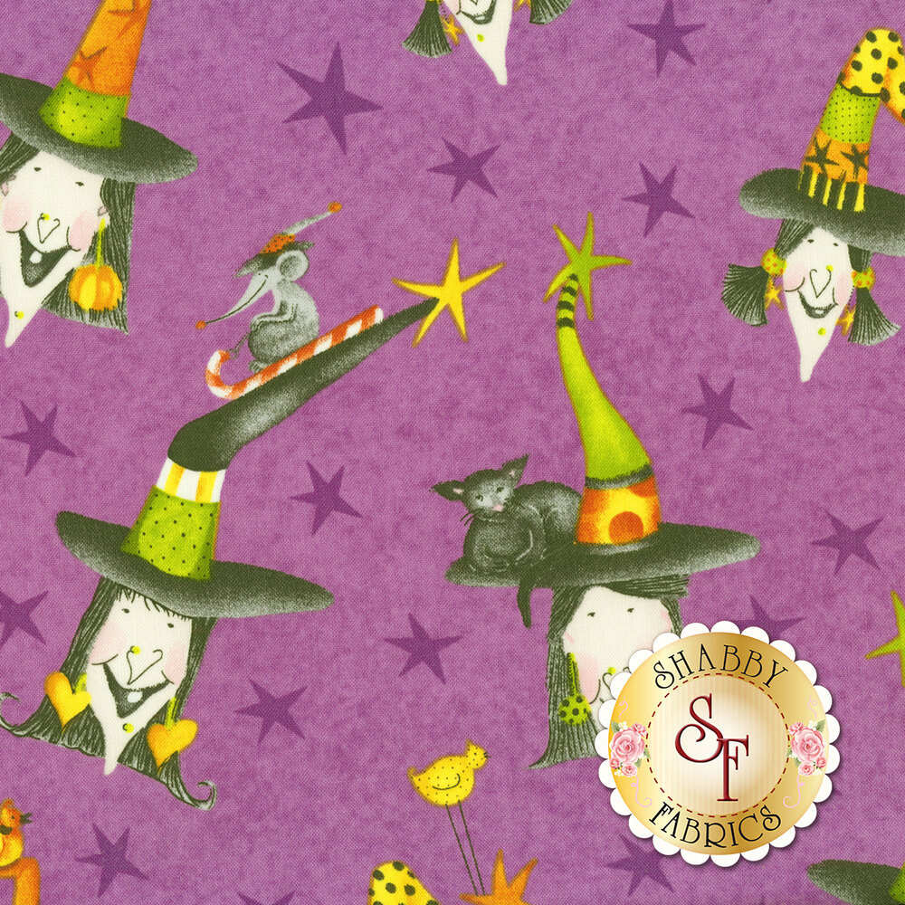 Me And My Ghoul Friends 4234-55 by Studio E Fabrics