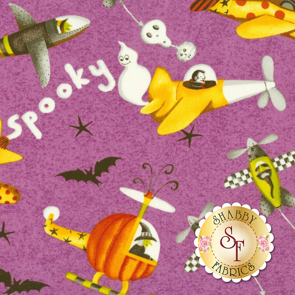 Me And My Ghoul Friends 4235-55 by Studio E Fabrics REM