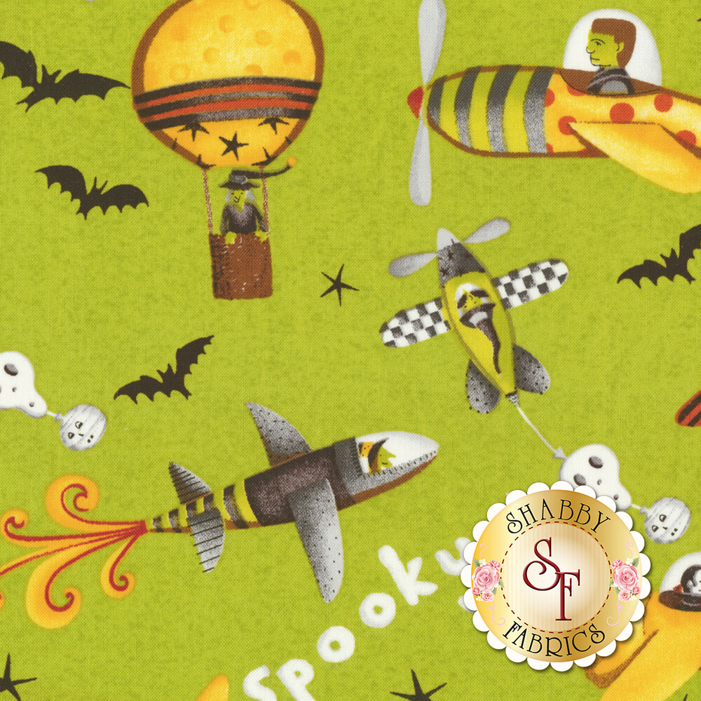 Me And My Ghoul Friends 4235-66 by Studio E Fabrics