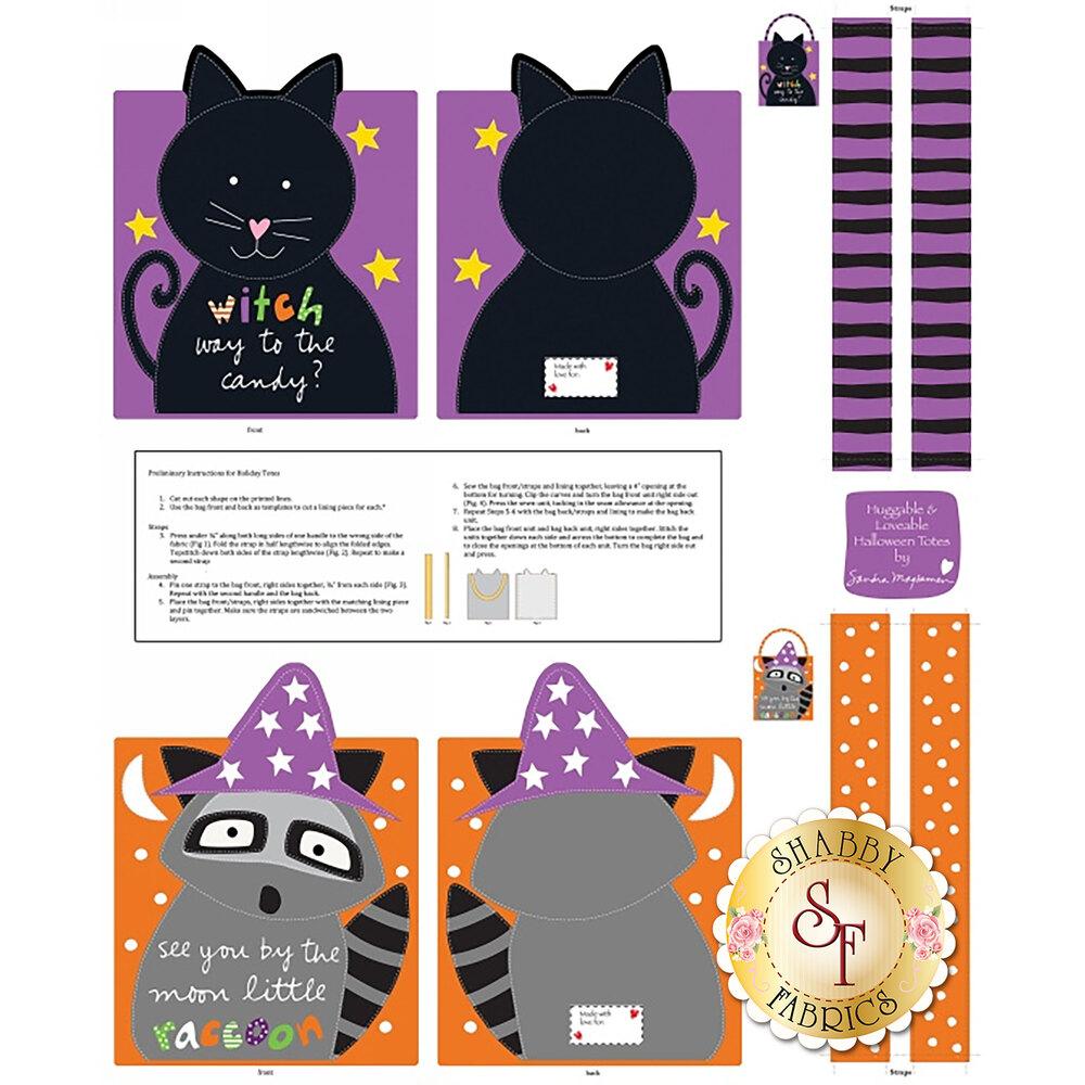 Huggable & Lovable Books Panel 4244P-53 by Studio E Fabrics