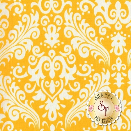 Medium Damask 830-50 By Riley Blake Designs