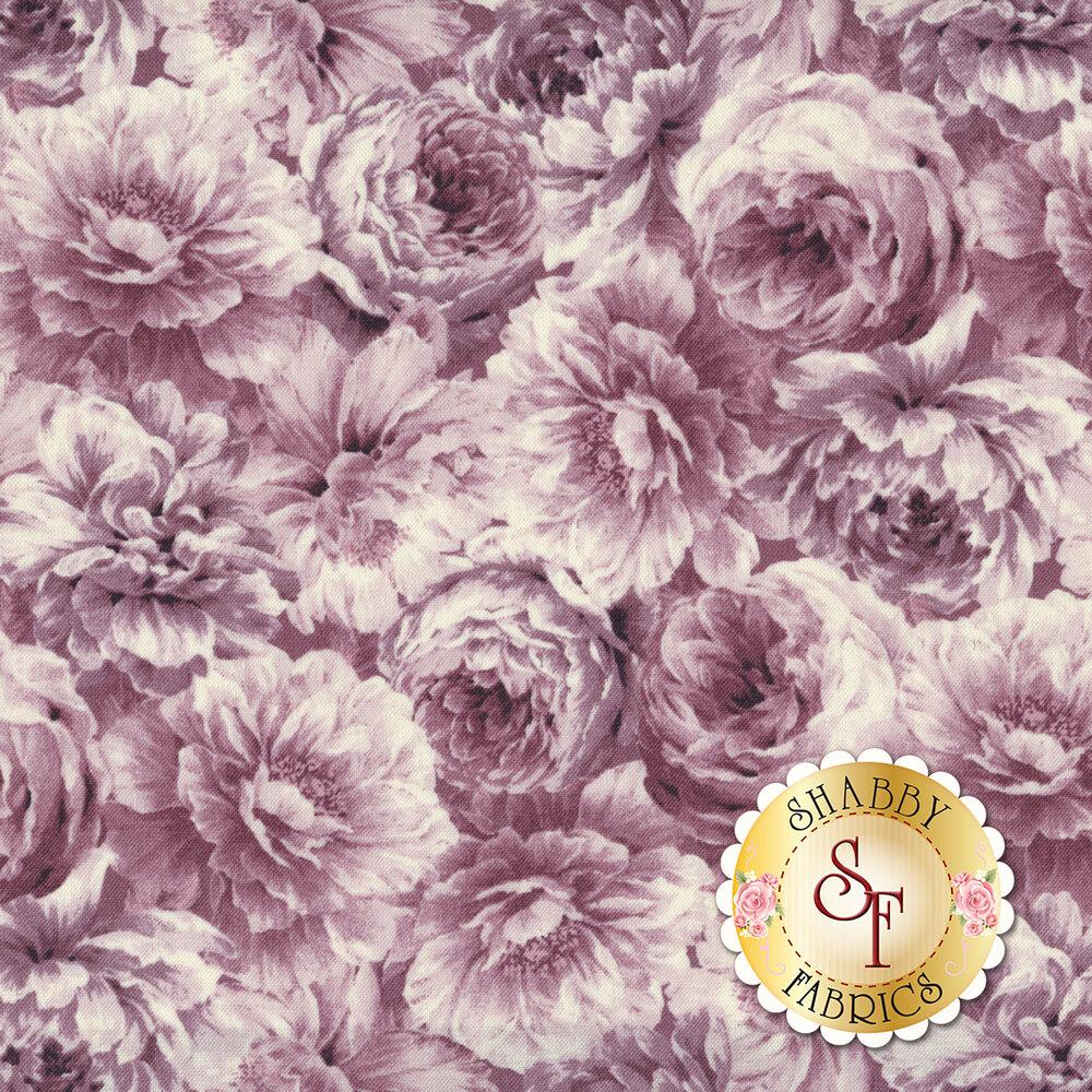 Meredith 18762-6 Purple by Robert Kaufman Fabrics available at Shabby Fabrics