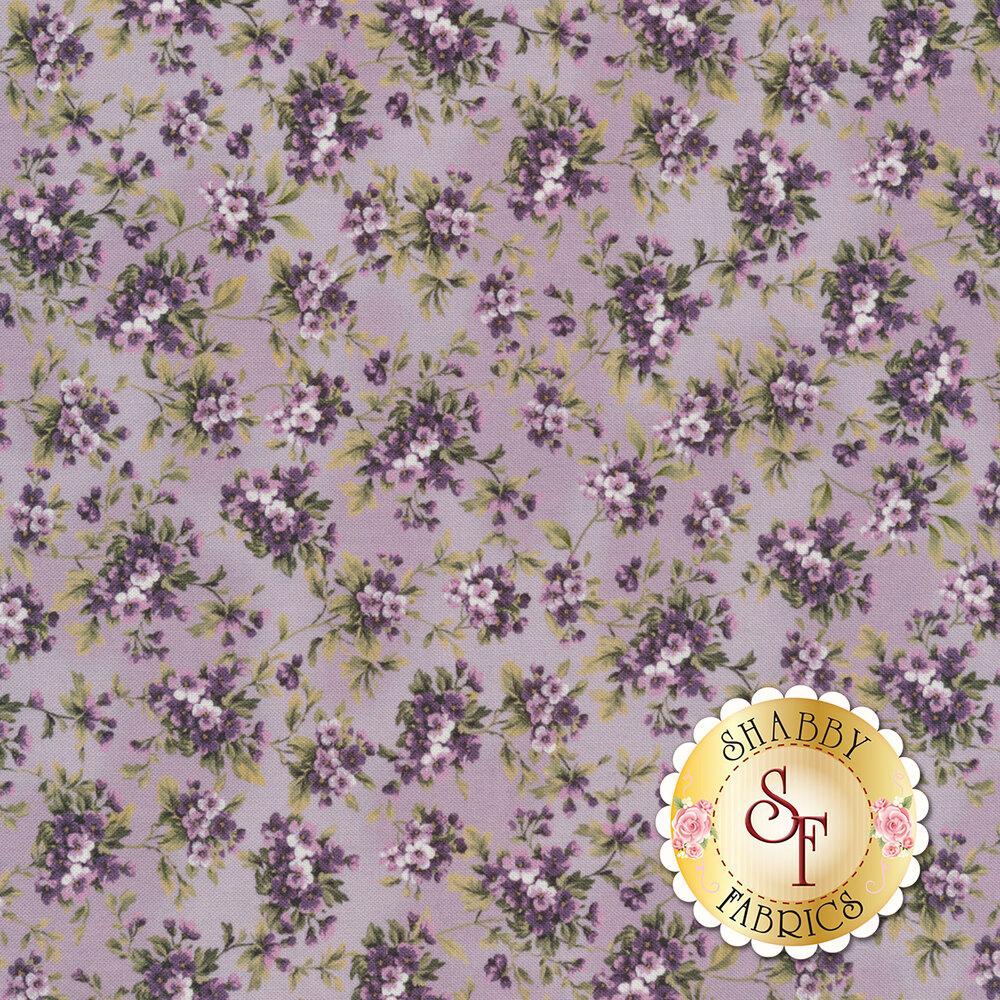 Meredith 18764-6 Purple by Robert Kaufman Fabrics available at Shabby Fabrics
