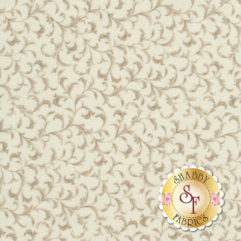 Meredith 18765-15 Ivory by Robert Kaufman Fabrics available at Shabby Fabrics