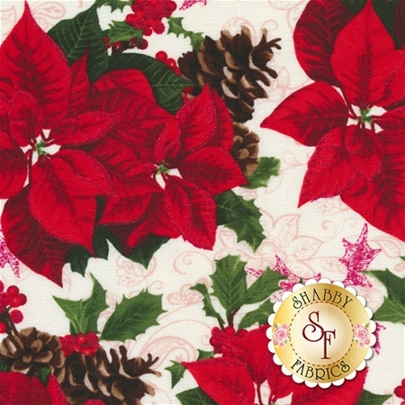 Merry, Berry, & Bright 3151-1 by RJR Fabrics