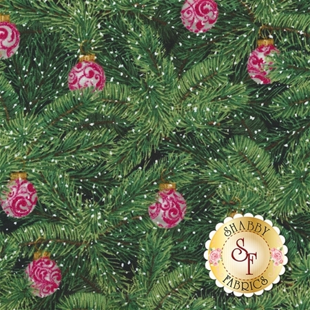 Merry, Berry, & Bright 3154-1 by RJR Fabrics