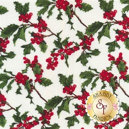 Merry, Berry, & Bright 3156-1 by RJR Fabrics