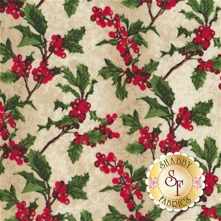 Merry, Berry, & Bright 3156-3 by RJR Fabrics