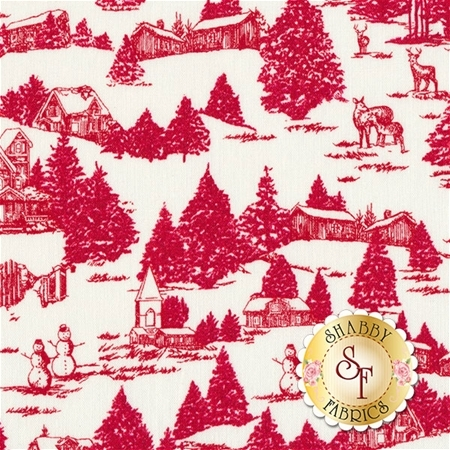 Merry, Berry, & Bright 3158-1 by RJR Fabrics