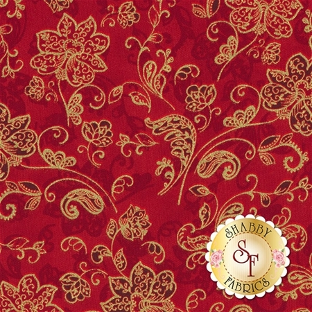 Merry, Berry, & Bright 3162-3 by RJR Fabrics