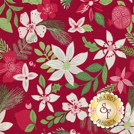 Merry Merry 27272-13 Ribbon by Kate Spain for Moda Fabrics