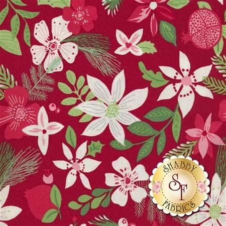 Merry Merry 27272-13 Ribbon by Kate Spain for Moda Fabrics