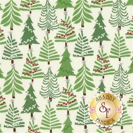 Merry Merry 27275-12 Snow by Kate Spain for Moda Fabrics