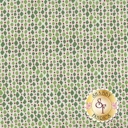 Merry Merry 27278-11 Spruce by Kate Spain for Moda Fabrics