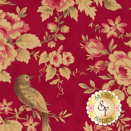 Mille Couleurs 44081-13 by 3 Sisters for Moda Fabrics REM