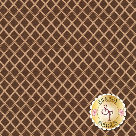 Mille Couleurs 44089-12 Walnut by 3 Sisters for Moda Fabrics
