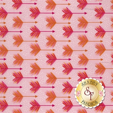 Modern Tyke 6569-22 by Kim Diehl for Henry Glass Fabrics- REM