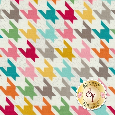 Modern Tyke 6573-16 by Kim and Molly Diehl for Henry Glass Fabrics