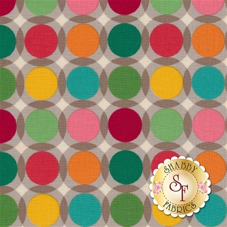 Modern Tyke 6574-86 by Kim and Molly Diehl for Henry Glass Fabrics