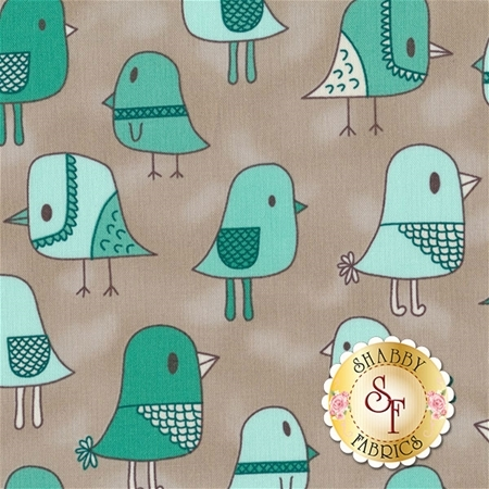 Modern Tyke 6575-31 by Kim and Molly Diehl for Henry Glass Fabrics- REM