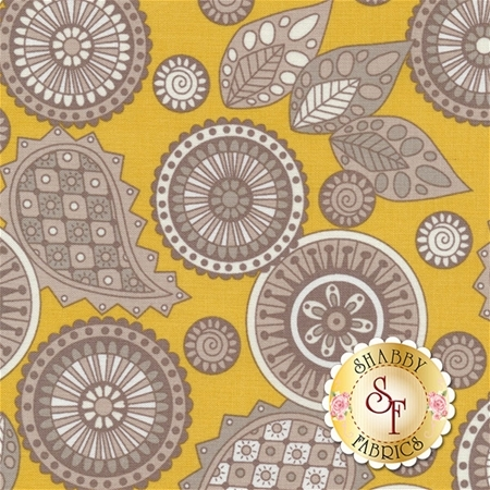 Modern Tyke 6576-44 by Kim Diehl for Henry Glass Fabrics