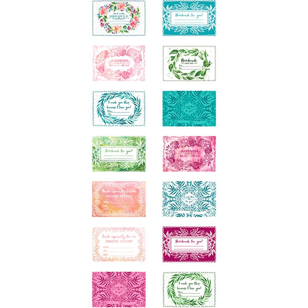 """The 24"""" x 44"""" Moody Bloom panel   Shabby Fabrics"""