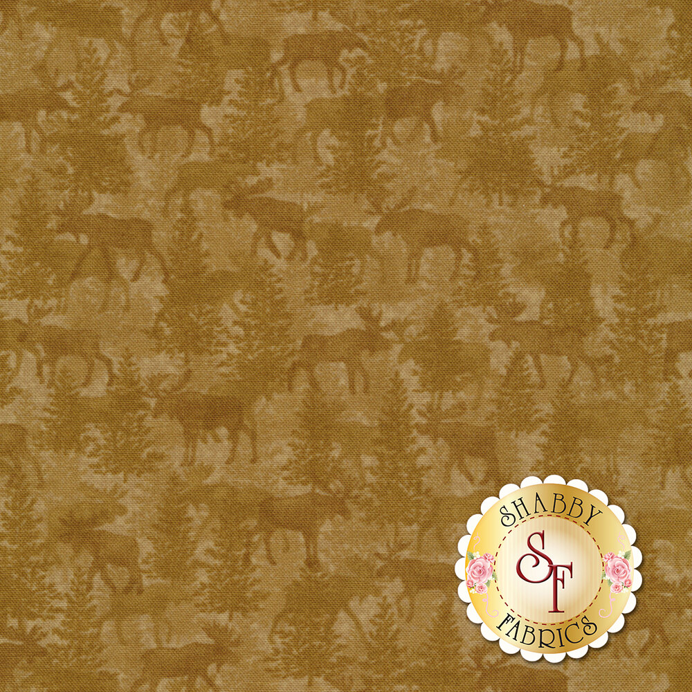 Moose Lake 4302-73 by Cheryl Haynes for Benartex Fabrics