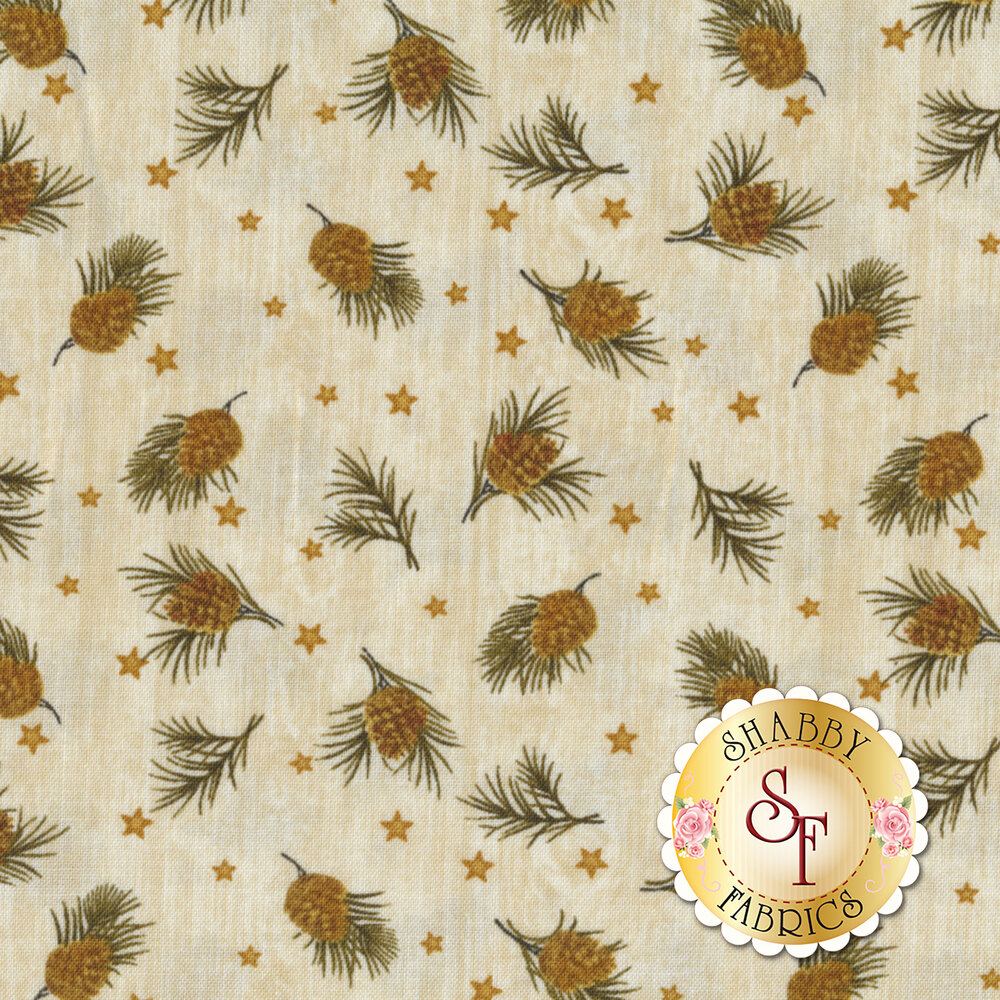 Moose Lake 5093-70 by Cheryl Haynes for Benartex Fabrics