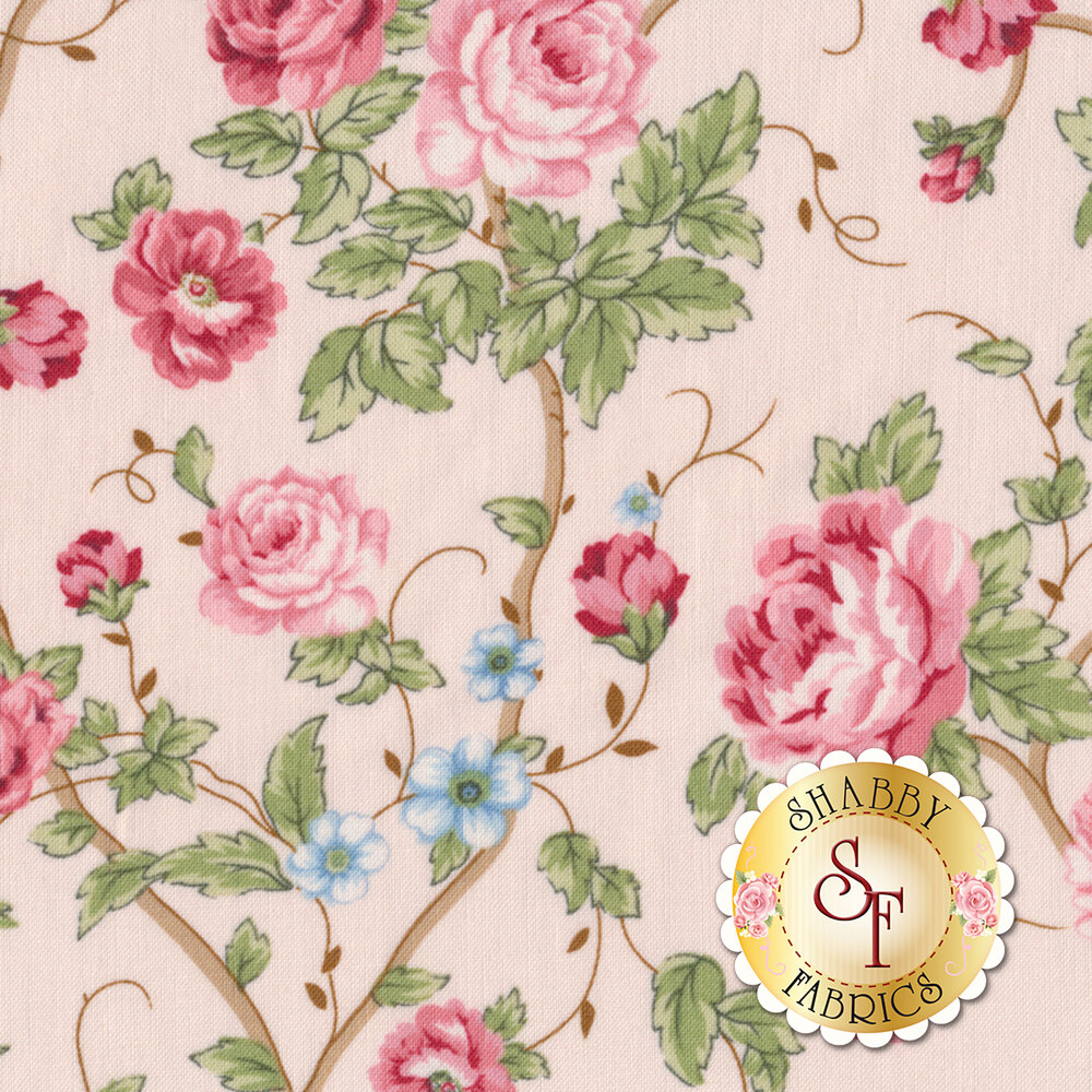 Morning in the Garden 2196-22 by Henry Glass Fabrics available at Shabby Fabrics