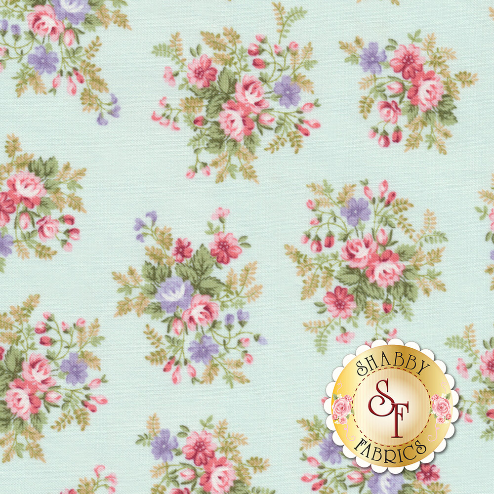 Morning in the Garden 2197-11 by Henry Glass Fabrics available at Shabby Fabrics