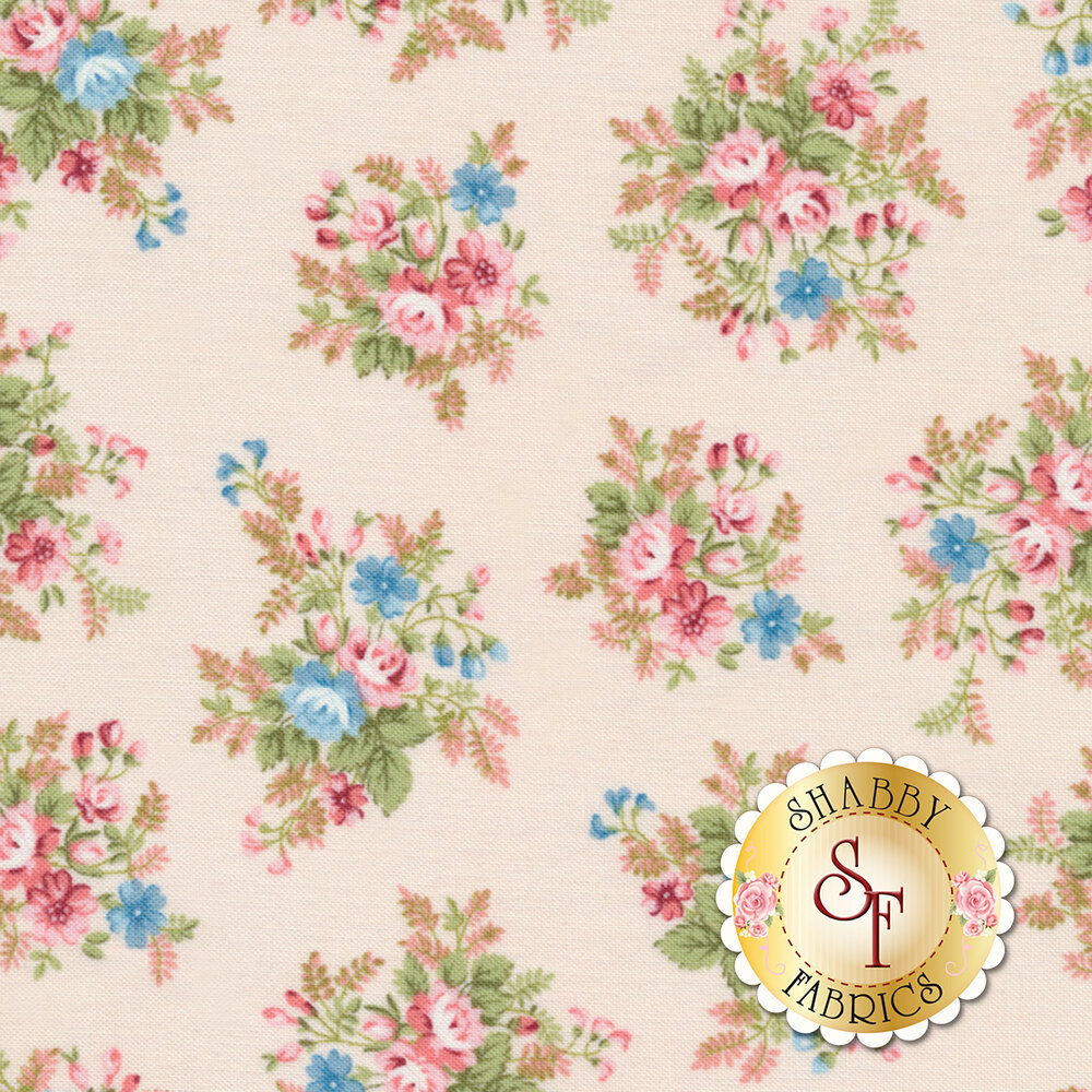 Morning in the Garden 2197-22 by Henry Glass Fabrics available at Shabby Fabrics