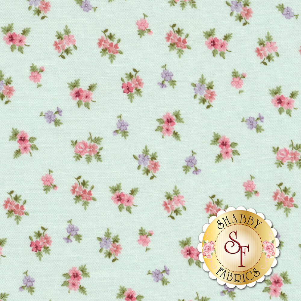 Morning in the Garden 2198-11 by Henry Glass Fabrics available at Shabby Fabrics