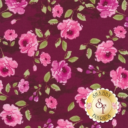 Muse C5792-PURPLE from Timeless Treasures Fabrics